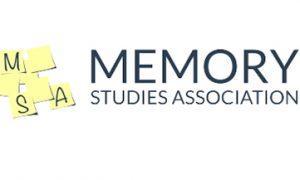 Bildergebnis für Memory Studies Association
