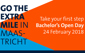 Bachelor's Open Day on 24 February
