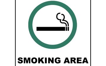 Update on smoking areas at FASoS
