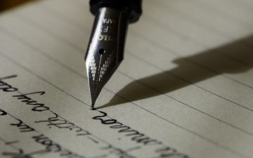 Why not try a creative writing workshop?